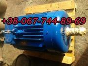 Крановый электродвигатель МТН,  МТКН,   МТF,  МТКF,  МТФ,  МТКФ 412-6.