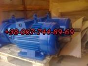 Крановый электродвигатель МТН,  МТКН,   МТF,  МТКF,  МТФ,  МТКФ 211-6,  4МТН