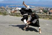 Система самообороны,  японское боевое искусство.