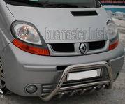 Полный тюнинг для автомобиля Renault Trafic