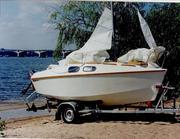 Продаю мини-яхту «Мавка»