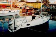 Продаю парусно-моторная яхта «Скат»