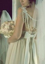 Свадебное,  вечернее длинное платье в пол