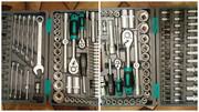 Наборы инструментов(профи) для авто 82 и 94 предмета STELS