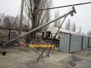 Погрузчик шнековый Kul-Met ф-150 мм,  произв. 25 т/ч. Польша