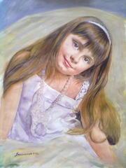 Нарисовать портрет по фото