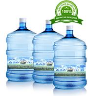 Природное качество. Доставка воды в день заказа
