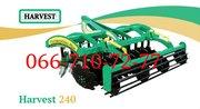Harvest 240 борона дисковая Паллада 2400 навесная.