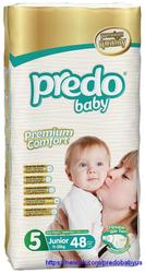 Детские подгузники PREDO Baby. Не дорого Опт и розница