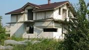 Продам недостроенный дом с участком 8, 5 сот. в дач.к. с. Партизанское