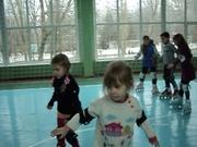Школа роликовых коньков