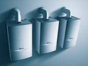 Газовые котлы и колонки: обслуживание,  ремонт и установка