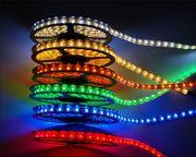 Светодиодная лента все цвета,  комплектующие для гирлянд