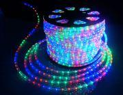 Светодиодный светильник лента,  праздничная подсветка
