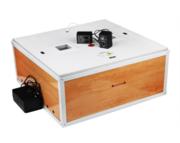 Автоматический инкубатор 80 яиц курочка ряба
