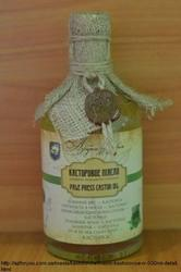 Касторовое масло высшего качества из Индии