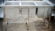 Моечные ванны для промышленной кухни