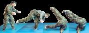 Рукопашный бой,  система Кадочникова,  самооборона,  Днеропетровск.