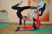 Гимнастика в Запорожье! При поддержке ВТ