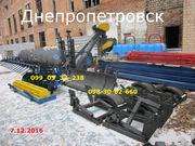 Снежный отвал тракторный универсальный для трактора МТЗ-80/82.