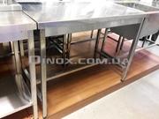 Стол производственный без полки 1500*600*850