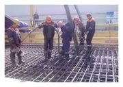 Нужны специалисты по бетону,  бетонщики в Германию