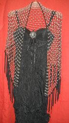 Женское вечернее платье