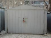 Продам металлический разборной гараж в хорошем состоянии