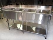 Ванна моечная для промышленной кухни