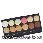 La rosa Color Correcting Concealer Палетка Консилеров 12 цветов LCC-31