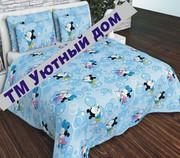 Детское постельное бельё ТМ Уютный дом
