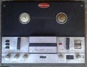 Продам магнитофон Маяк-202 и магнитные ленты для магнитофона