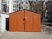 Продам 2 металлических разборных гаража в хорошем состоянии