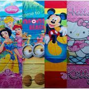 Пляжные полотенца в ассортименте