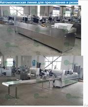 Автоматическая линия для производства и упаковки зерновых батончиков 2