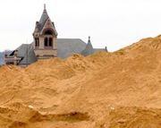 Строительный песок по выгодной цене