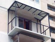 Сварка,  обшивка – балконов и лоджий в Днепре