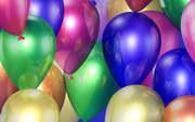 Гелий для шариков в баллонах по 10,  40 литров с доставкой!