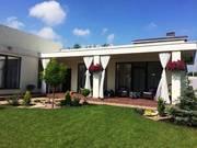 Очаровательный и удобный одноуровневый дом с современным дизайном!