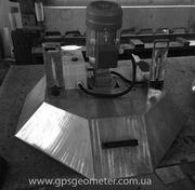 Безопасное хранение зерна в напольных складах,  Зерноворошитель