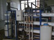продам промышленную   установку : -для фильтрации и очистки воды EW -