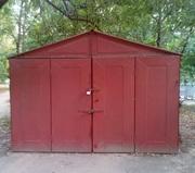 Сдаю гараж металлический на длительный срок.