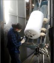 Рабочий на обработку металлических изделий (Польша)