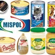 Рабочий на производство Mispol (Польша)
