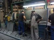 Рабочий на производство ZM WSK Rzeszow (Польша)
