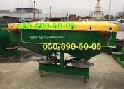 Новый разбрасыватель минеральных удобрений МВУ-1200