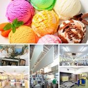 Рабочий на производство мороженого Unilever (Польша)