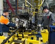 Рабочий на производство автодеталей (Польша)