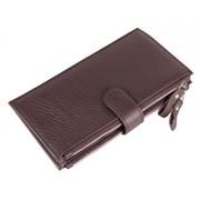 Мужское кожаное портмоне ручной работы TIDING BAG 8057C