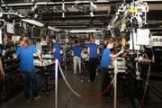 Работники на производство Philips (Польша)